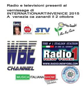 LOCANDINA ARTINVENICE2015 RADIO
