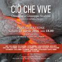 Monica Catto|mostra CIO' CHE VIVE|
