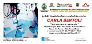 INVITO CITTADUCALE - CARLA BERTOL