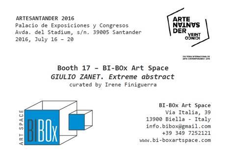 artesander BO box Milano