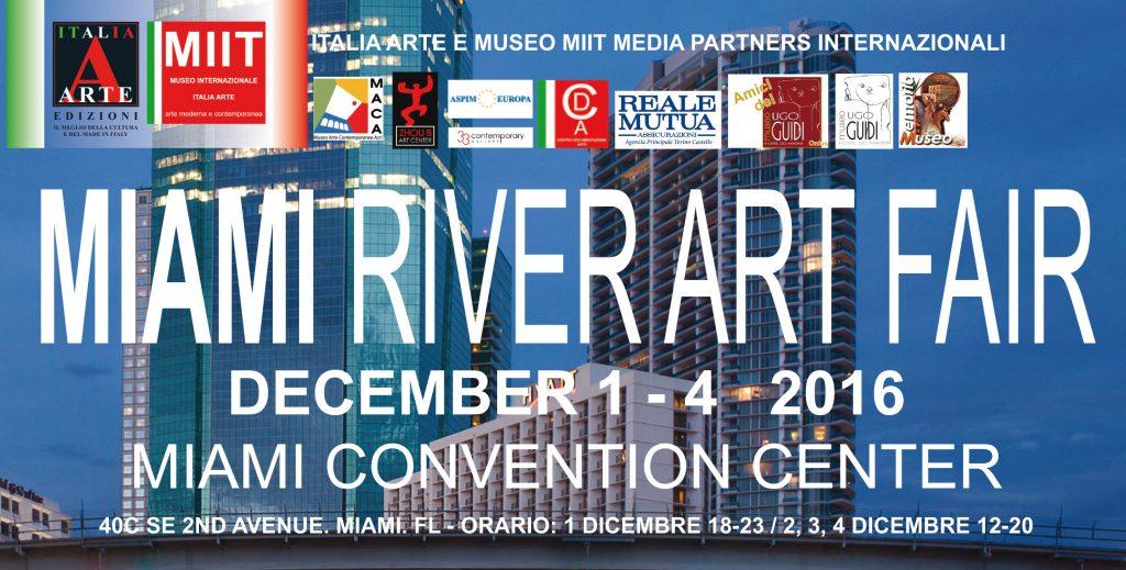 Miami River Art - invito