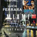 Lucia Ferrara|MIAMI RIVER ART FAIR|