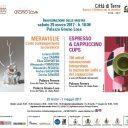 BI-BOx Meraviglie L'Arte Contemporanea in Ceramica Espresso & Cappuccino Cups