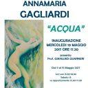 Inaugurazione BIPERSONALE Annamaria GAGLIARDI + Daniele ROBOTTI mercoledì 10 Maggio ore 17.30