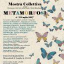 """Galleria Spazioporpora di Milano inaugura la collettiva """"Metamorfosi"""""""