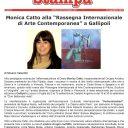 Monica Catto | Punto Stampa