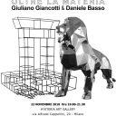 OLTRE LA MATERIA La Bipersonale di Daniele Basso e Giuliano Giancotti