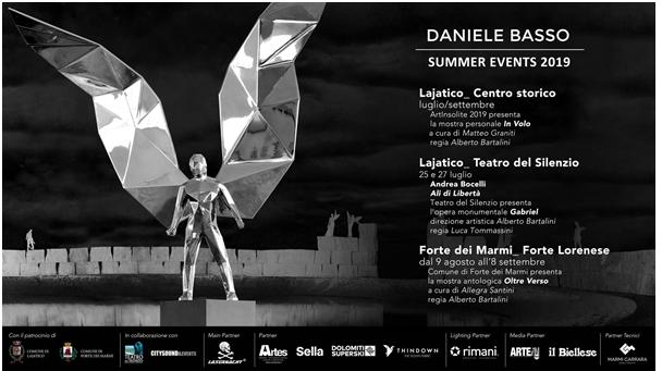 Daniele Basso - Summer Events 2019