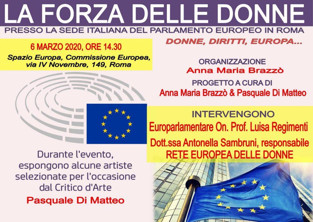 LA FORZA DELLE DONNE Carla Bertoli